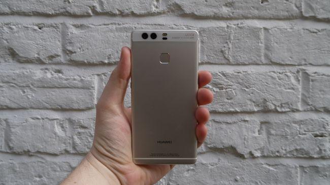 камеры Huawei P9