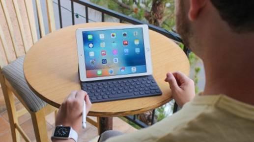 как выглядит iPad Pro