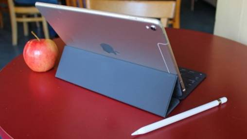 Камера планшета iPad Pro